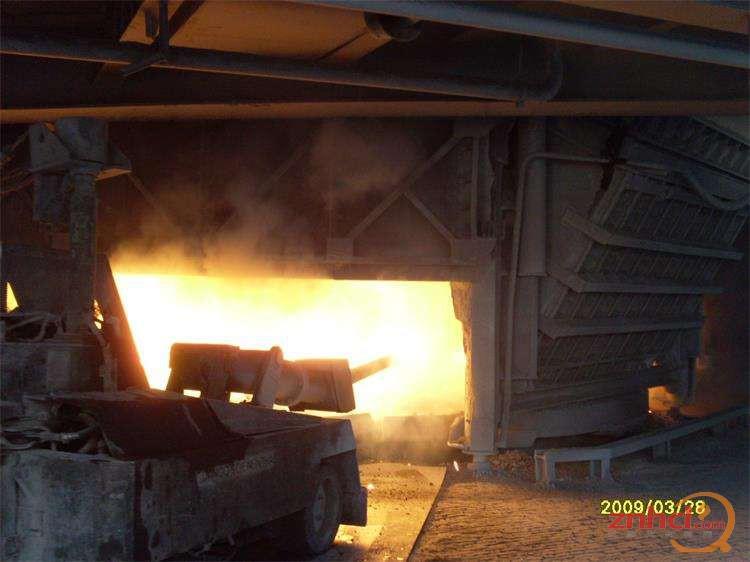 硅铁矿热炉