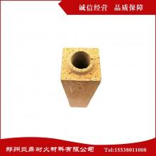 袖砖 粘土砖 铸口 钢厂 专用 耐高温 耐侵蚀 可定制异型砖
