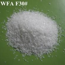 99%电熔氧化铝 一级白色金刚砂