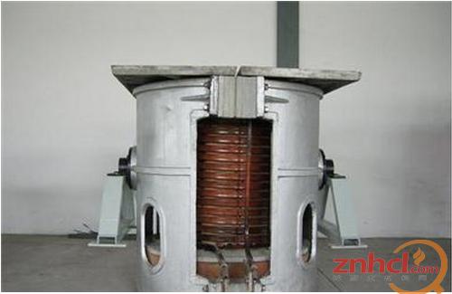 感应炉炉体结构详解