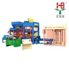 厂家直销 QTJ10-15全自动液压砖机 高强粘土液压砖机