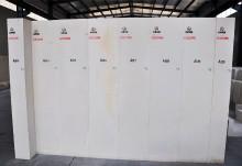 厂家直销各种尺寸电熔锆刚玉砖 来图加工厂家直销各种尺寸电熔锆