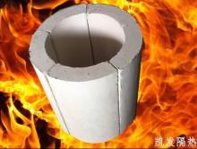 650度石油管道用硅酸钙管壳保温