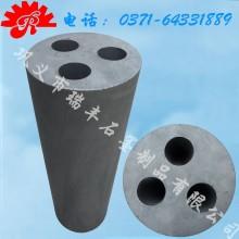 石墨管 三眼石墨管 石墨电极管 均布三通孔