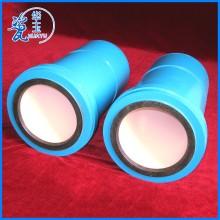 专业出售 电热高温氧化铝陶瓷管 大规格耐磨氧化铝砖可定制