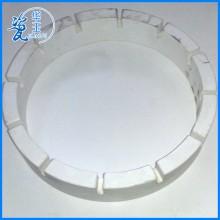 厂家承接 陶瓷圈修正轮耐高温高强度氧化铝砖陶瓷可加工定制