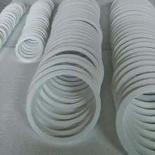 99氧化铝陶瓷定做工业陶瓷环 耐磨耐高温绝缘氧化铝砖陶瓷环