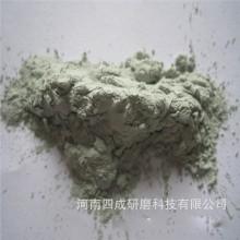精密铸造级绿碳化硅微粉 微型喷砂1200目绿碳化硅微粉