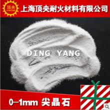 大量供应优质工艺品喷砂抛光白刚玉