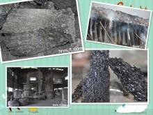 供应黑碳化硅段砂0-1,1-3,3-5,5-8mm