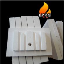 性能优良的高温耐火材料氧化锆砖