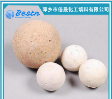 厂家供应高铝蓄热耐火球