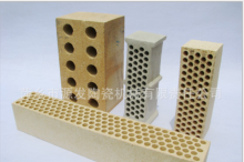 厂家直销优质锚固砖 刚玉莫来石挡板砖