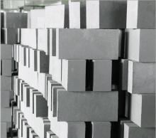 回转窑预热带专用斧型磷酸盐砖 磷酸盐结合高铝砖
