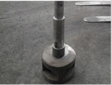 厂家供应铝液搅拌用预制件