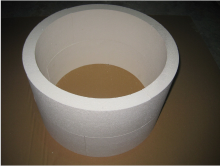 隔热性能良好的氧化锆砖 用于长晶炉、钨钼等行业