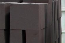 加工定制镁铬砖 半结合镁铬砖
