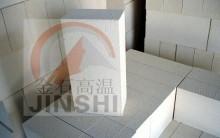 焦炉炉门用多晶莫来石贴面块替代进口耐火材料