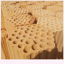 高铝质格子砖